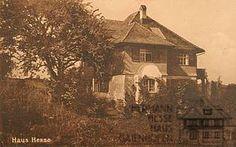 Hermann Hesse Haus Gaienhofen...♔..