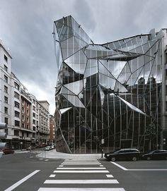 Basque Health Department Headquarters. Coll-Barreu Arquitectos. Photos by Aleix Bague.