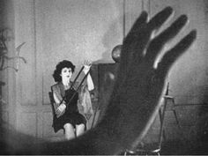 Ritual in Transfigured Time (Maya Deren, Haunting and enchanting. It grips you on an intuitive level, and doesn't let go. Deren's works were a huge influence on David Lynch. Viviane Sassen, Film Stills, Sculpture, Female Art, Filmmaking, Maya, Monochrome, Illustration, Cinema