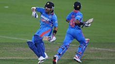 India wins over Sri Lanka, scores a stunning 321 in 36.4 overs thanks to Virat Kohli