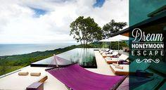 What's better than infinity edges and a Pacific view? Uvita de Osa, Costa Rica - Kura Design Villas #love2sniqueaway
