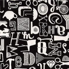 print & pattern: FABRICS - erin mcmorris