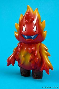 Honoo the Flame
