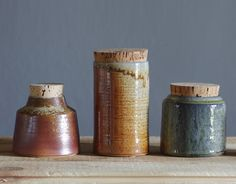 special edition woodfired pottery by vitrifiedstudio.