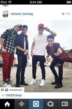 Joel Chris Erick y Richard❤❤❤ I Love Him, Just Love, Cnco Richard, Ricky Martin, With All My Heart, Funny Me, Cool Bands, Cute Boys, Famous People
