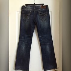 """Big Star Jeans Big Star Jeans """"LIV"""" Size 31R Excellent Condition Big Star Jeans Boot Cut"""