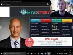 Myadstory logevity and bitcoin promotion!