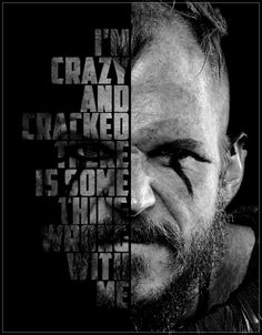 Gustaf Skarsgard as Floki Ragnar Lothbrok Vikings, Lagertha, Vikings Tv Show, Vikings Tv Series, Viking Meme, Viking Quotes, Ivar Vikings, Norse Vikings, Floki Viking