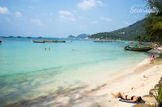 Paradise Beach Koh Tao