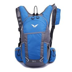 Outdoor backpack ultra light waterproof sports biking hiking backpacks for men and women -- Wow! I love this. Check it out now! : Backpacking gear