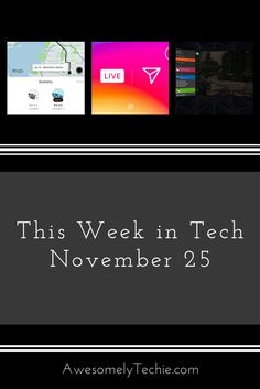 This Week in Tech No