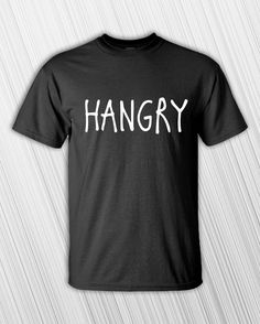 Hangry  I'm Sorry For What I Said When I Was Hungry