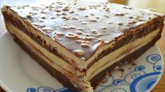 Fantastický čokoládový dort s mascarpone! Chutná jako Fererro! | Milujeme recepty