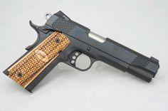 hand guns kimber 1911 stainless raptor