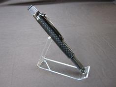 Custom Carbon Fiber Knurl GT by ShjonsPensandStuff on Etsy, $49.99