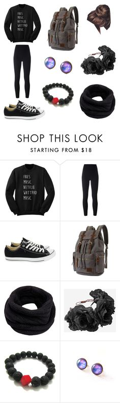 """""""Untitled #107"""" by cinnabunphil on Polyvore featuring adidas Originals, Converse and Helmut Lang"""