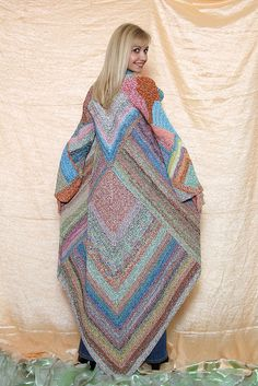 I like this crocheted coat