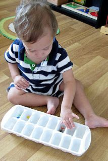 Infant and Young Toddler Montessori Activities