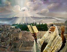 Pray for the peace in Jerusalem.