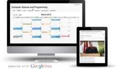 Lectrio est un outil pour le monde de l'éducation. Il permet de créer des cours et de les diffuser auprès d'étudiants. Le service qui s'appuie notamment sur les Google Docs permet la gestion complète d'une classe virtuelle.