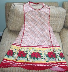 Jane's apron | Flickr - Photo Sharing!