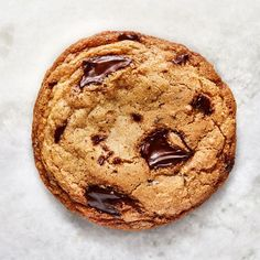 What makes this chocolate chip cookie recipe BA's Best? The addition of browned butter really puts these cookies over the top. It makes them crispy-edged, chewy-centered, yet still rooted in classic cookie flavor. Oh, and no mixer required, so there's no excuse not to make them.