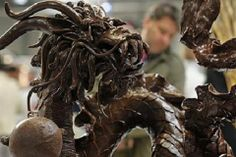 Incredible Edible Chocolate and Sugar Sculptures