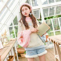 Cardigans Sincere Autumn Womens Sweater Knitwear Jackets Mori Girl Cute Cat Long Sleeve Coat Japanese Korea Teens Girls Sweet Sweater Cardigans Sweaters