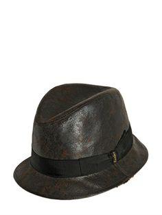 Hat by Borsalino