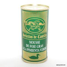 Mousse de Foie Gras a la Pimienta Verde. La mousse de foie gras de pato a la pimienta es una emulsión a base de hígado graso de pato y pimienta verde triturado sometido a calor y presion para la elaboración de su conserva. Se dice que el mouse de foie gras es el primer paso para conocer la familia del foie gras.
