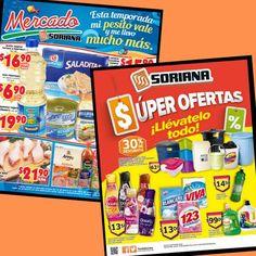 Folleto Soriana del 28 al 31 de marzo Folleto Soriana:Soriana Híper ya cuenta con su nuevo folleto de ofertas, a continuación te presentamos la lista de algunas ofertas que nos parecieron interesantes:  30% de descuento en galletas Saladitas o Crackets Gamesa 3×2 en yogurt bebible de fru... -> http://www.cuponofertas.com.mx/oferta/folleto-soriana-del-28-al-31-de-marzo/