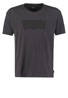 Levi´s® LINE 8 TShirt print black Bekleidung bei Zalando.de   Material Oberstoff: 100% Baumwolle   Bekleidung jetzt versandkostenfrei bei Zalando.de bestellen!