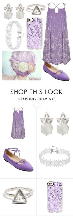 """""""Aquarius"""" by dancingqueen31903 ❤ liked on Polyvore featuring River Island and Casetify"""