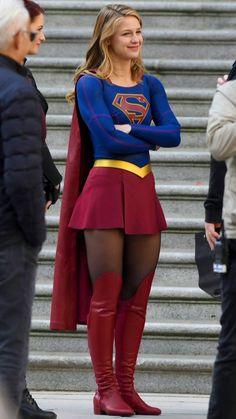 Melissa Benoist as Supergirl - Repices X Melissa Marie Benoist, Melissa Benoist Hot, Melisa Benoist, Melissa Supergirl, Supergirl And Flash, Super Girls, Rachel Weisz The Mummy, Hq Dc, Lena Luthor