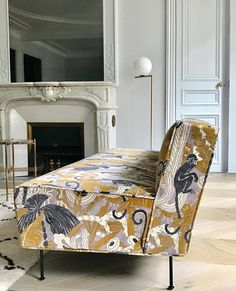 Gubi I Sofa I Parisian style