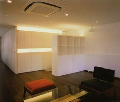 Living of Graph Apartmen Tokyo /   Architect: Apollo Architects & Assoc. / Photo: Masao Nishikawa  [pg. 327 | 150 Best New Apartment Ideas published by Harper Collins]
