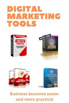 Marketing Tools, Internet Marketing, Digital Marketing, Business, Online Marketing, Store, Business Illustration