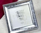 5x5in Smooth Silver Photo Frame with a delicate frosted finish https://www.etsy.com/listing/220218753/5x5in-smooth-silver-photo-frame-with-a?ref=tre-2725210679-13