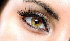 Groupon - Semi-permanente make-up voor boven of onder de ogen, wenkbrauwen of…