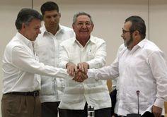 KRADIARIO: FARC: PROCESO DE PAZUNOS 15.000 GUERRILLEROS SERÁN...