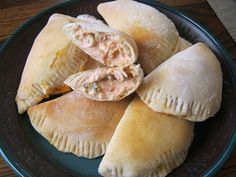 Let the Feasty Begin: Mexican Calzone