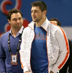 Tim Tebow and brother Robby