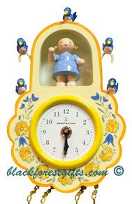 Beautiful Hand Painted Miniature Children and Angels from Wendt and Kuhn in Germany. Yellow Wall Clocks, Wendt Kühn, German Folk, Wooden Figurines, Christmas Catalogs, 1st Christmas, Old Toys, Cute Pictures, Arts And Crafts