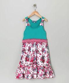 DIY idea - Tank dress by Truly Me