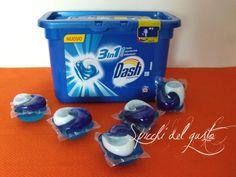 Spicchi del gusto: Dash Ecodosi Pods 3in1 il pulito in un unico gesto