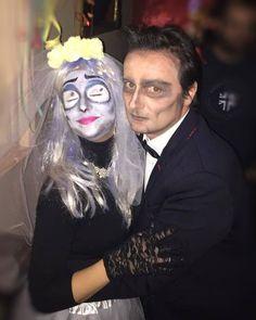 tim burton cosplay corpse bride
