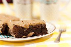 Recept: Nutella brownies met cookie dough