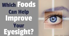 Black currant, bilberries, kale, and other leafy vegetables are some of the foods that can help nourish and protect your eyesight. http://articles.mercola.com/sites/articles/archive/2014/05/05/foods-eyesight-improvement.aspx