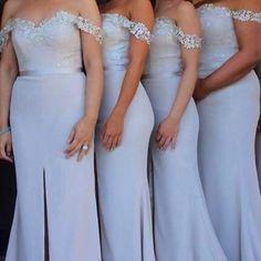 New bridesmaid dresses sheath lace long evening gowns split front cap sleeves zip back floor length cheap party dresses