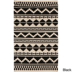 Montgomery Flatweave Southwestern Area Rug (5' x 8') - Overstock™ Shopping - Great Deals on 5x8 - 6x9 Rugs